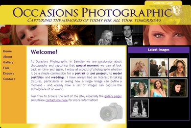 Occasions Photographic