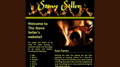 Stoveseller home page